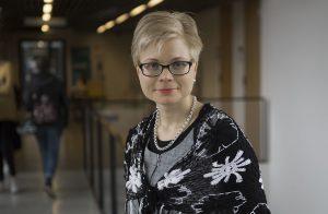 Postdoctoral researcher Kaisa Viinikka