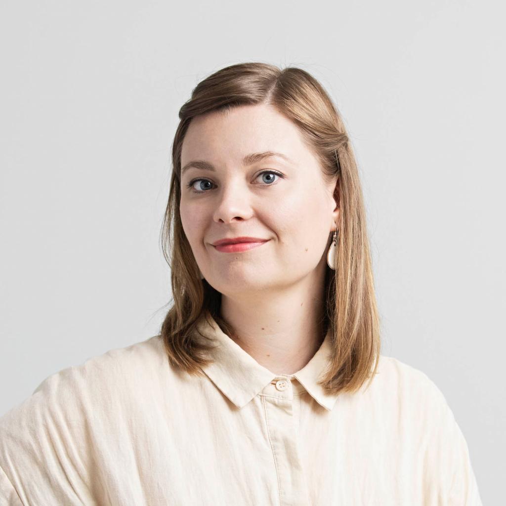 TAKU:n yhteisösuunnittelija Vilja Byström