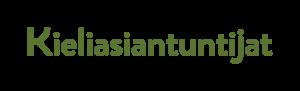 Kieliasiantuntijat ry:n logo