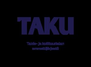 Taku ry:n logo