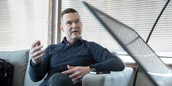 Photo of Mikko Satuli, Lujabetoni