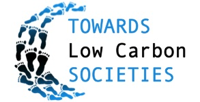Towards low carbon societies -logo.