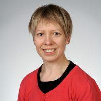 Maija Halosen kasvokuva