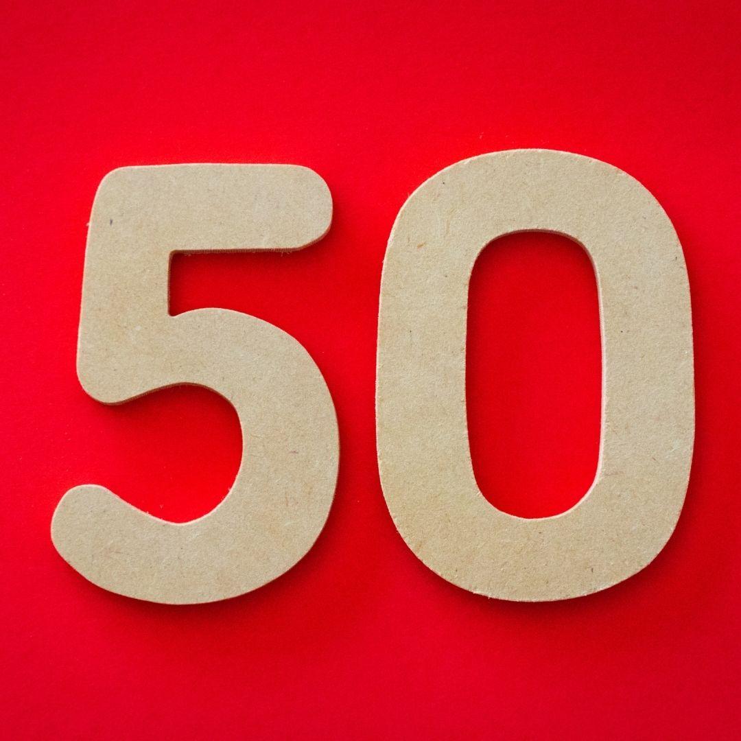 luku: 50