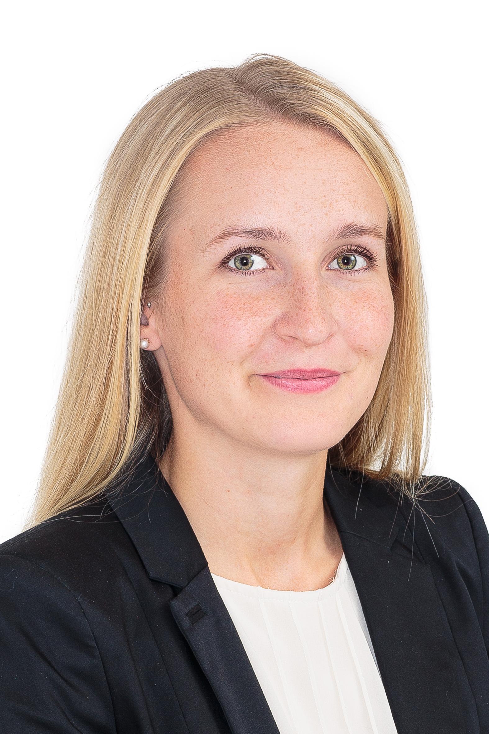 Kuvassa Tanja Lehto