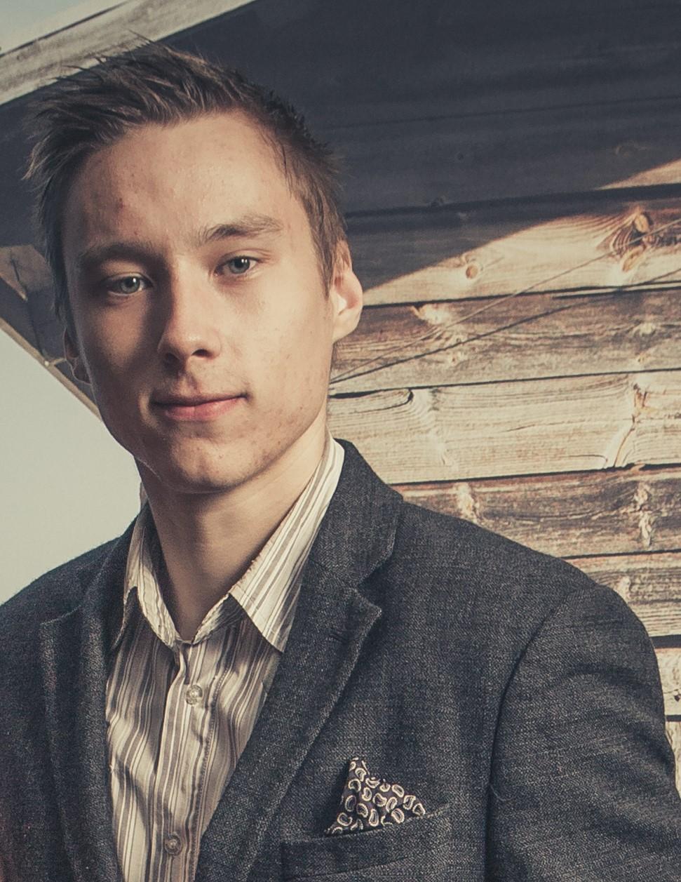 Photo of Joonas Ruuskanen