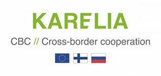 Karelia CBC -yhteistyöohjelman logo.
