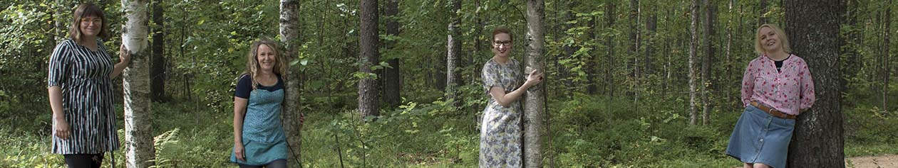 Puut lähellämme – tutkimushanke