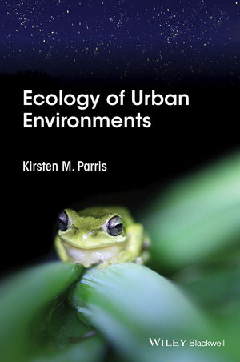 Kirja: Parris, Ecology of Urban Environments.