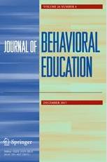 JournalofBehavioralEducation