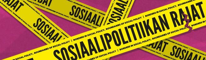 Sosiaalipolitiikan päivät Joensuussa