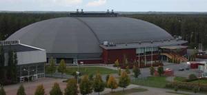 Joensuun areena Mehtimäellä. Lähde: pohjoiskarjala.com