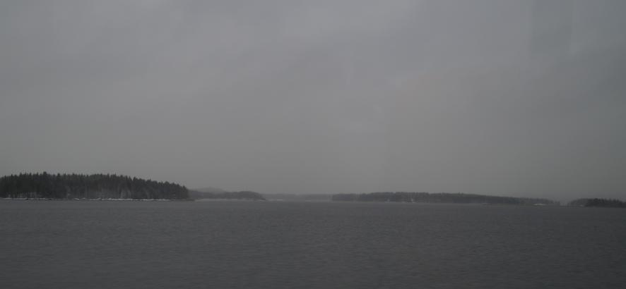 Asia, jota ei heti tule Suomesta ikävä: harmaa kylmä ankea ikävä sää