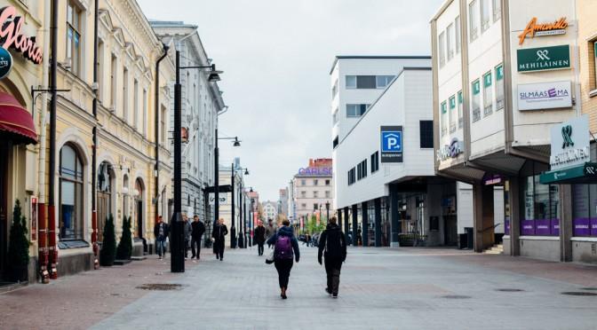 Kuopio opiskelukaupunkina