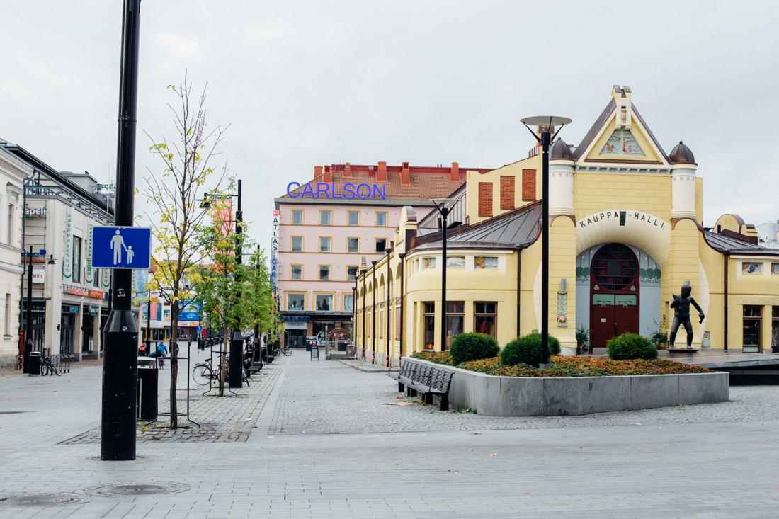 Kuopio Bussit