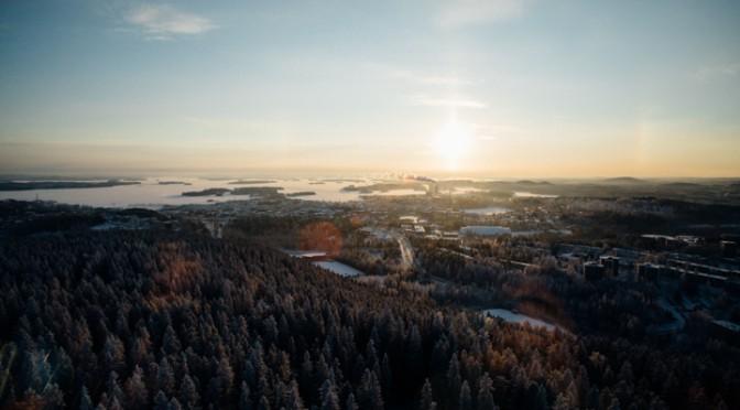 Urheilutarjonta Kuopiossa omien kokemusten pohjalta