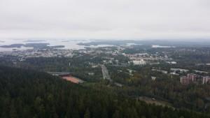 Missä päin kaupunkia sinä haluaisit asua? Kuopiossa ainakin opiskelijoita kiinnostaa keskusta ja Niirala, sekä myös Puijonlaakson ja Neulamäen asuinalueet.