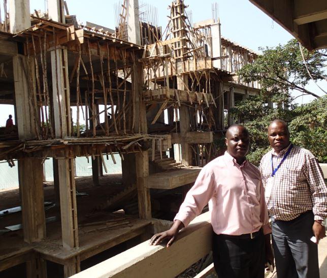 CUHASin uusi rakennus opetukselle ja palveluille