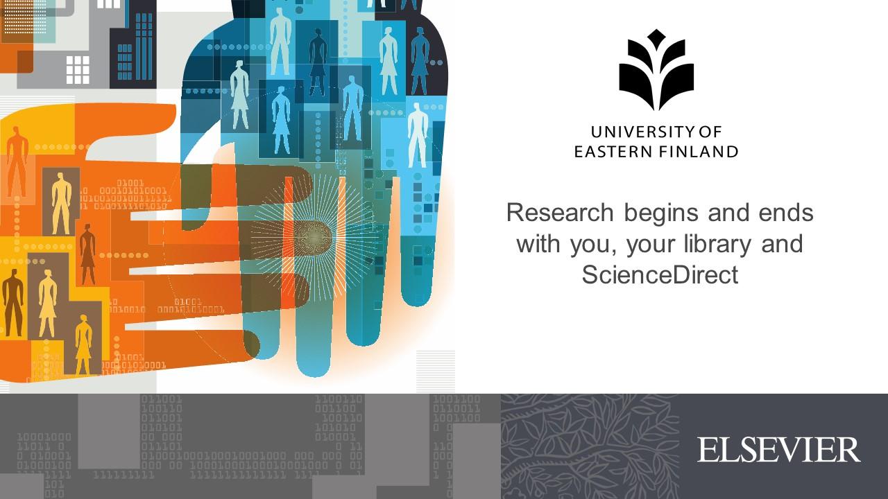 Elsevier-UEF-kuva