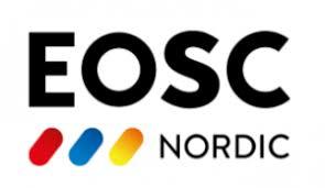 EOSC Nordic logo.