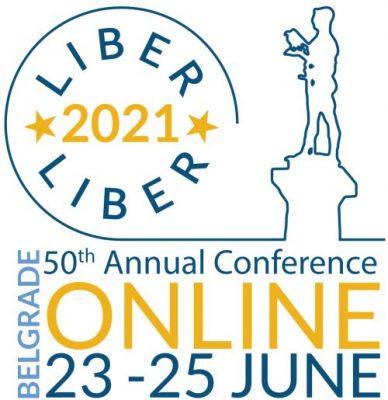Konferenssin logo. Conference logo.