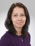 A picture of Kaisa Hartikainen, a teacher in charge