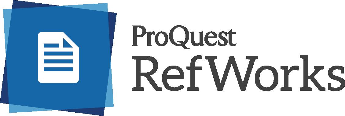 ProQuest RefWorks logo.